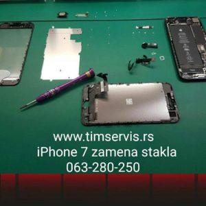 iPhone zamena stakla reparacija displej