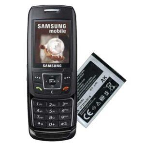 Samsung E250 zamena baterije